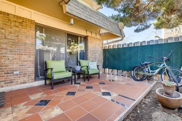 7995 E Mississippi Avenue A2, Denver, CO 80247 (#9235068) :: Mile High Luxury Real Estate