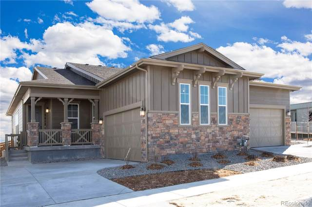 2012 Sagerock Drive, Castle Pines, CO 80108 (MLS #9235306) :: 8z Real Estate