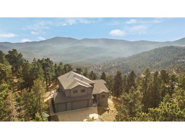33510 Puma Crest, Evergreen, CO 80439 (MLS #9235863) :: 8z Real Estate