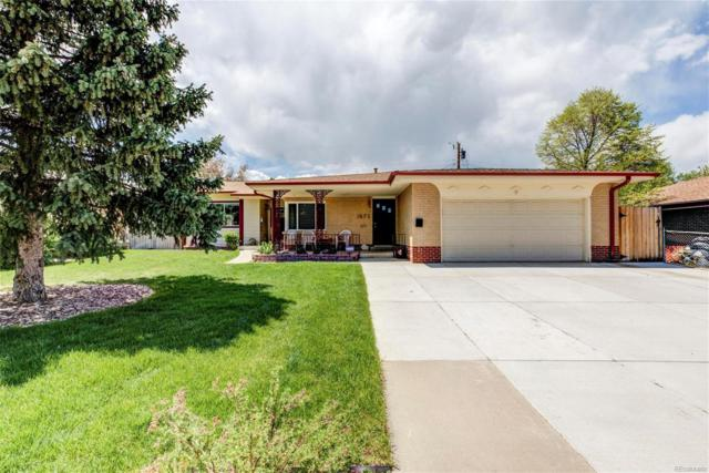 1675 S Yukon Court, Lakewood, CO 80232 (#9236754) :: James Crocker Team