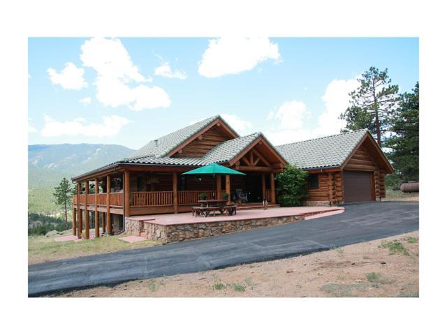 58413 Hwy 285, Bailey, CO 80421 (MLS #9236877) :: 8z Real Estate
