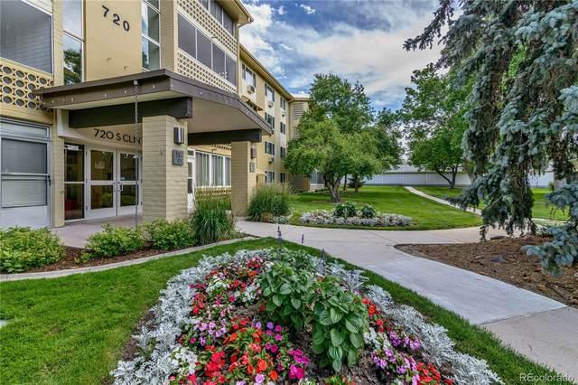 720 S Clinton Street 3C, Denver, CO 80247 (#9237065) :: Mile High Luxury Real Estate