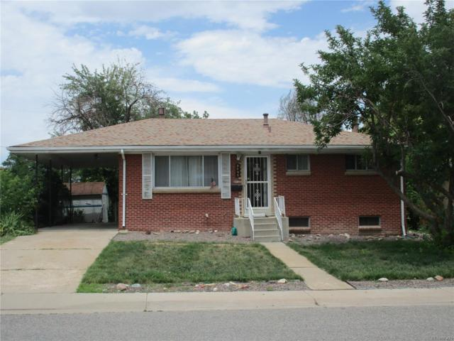 8295 Circle Drive, Westminster, CO 80031 (#9237249) :: The Heyl Group at Keller Williams