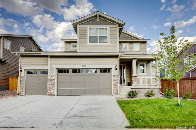 9504 Pitkin Street, Commerce City, CO 80022 (#9237264) :: The DeGrood Team