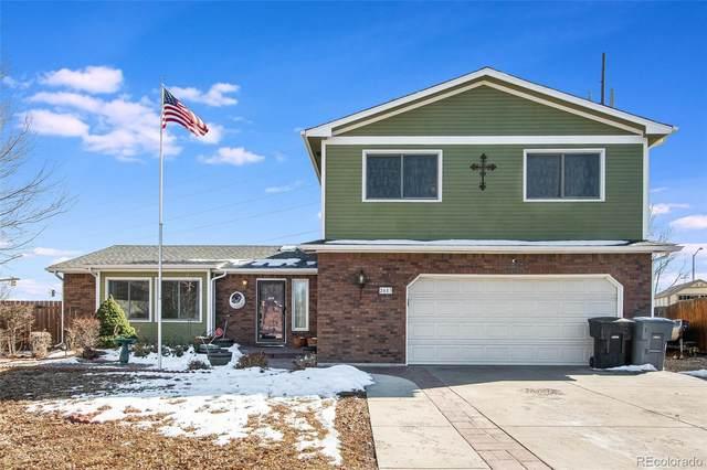 2653 Beech Circle, Longmont, CO 80503 (MLS #9237800) :: Find Colorado