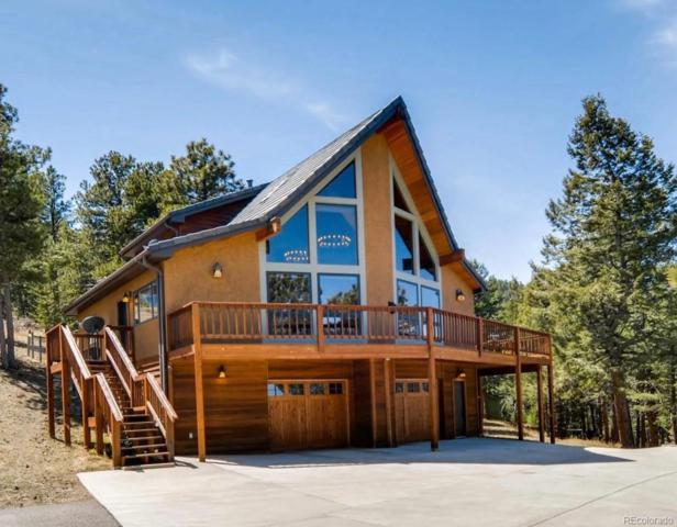 610 Genesee Mountain Road, Golden, CO 80401 (#9238564) :: The Peak Properties Group