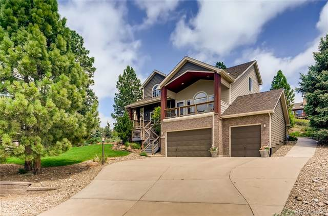7733 Windwood Way, Parker, CO 80134 (#9238699) :: The Harling Team @ Homesmart Realty Group