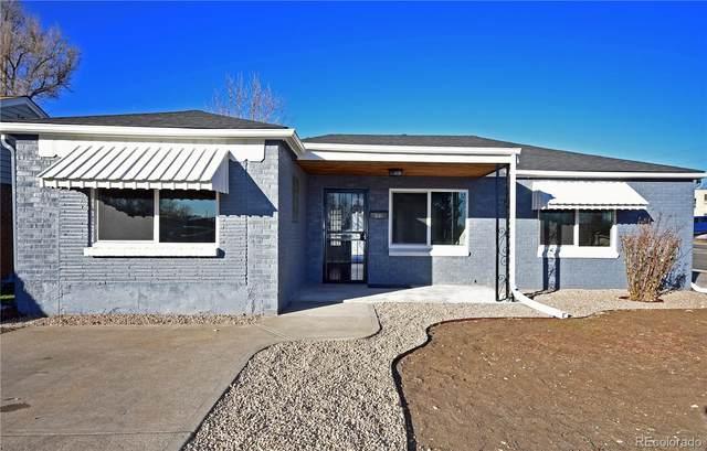 5205 W 28th Avenue, Wheat Ridge, CO 80214 (MLS #9239015) :: Bliss Realty Group