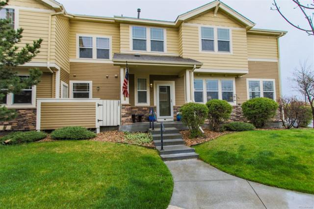 14247 W 84th Circle A, Arvada, CO 80005 (#9239185) :: The Pete Cook Home Group