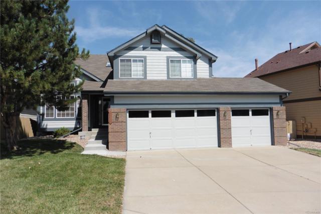 17049 Numa Place, Parker, CO 80134 (#9240025) :: The Griffith Home Team