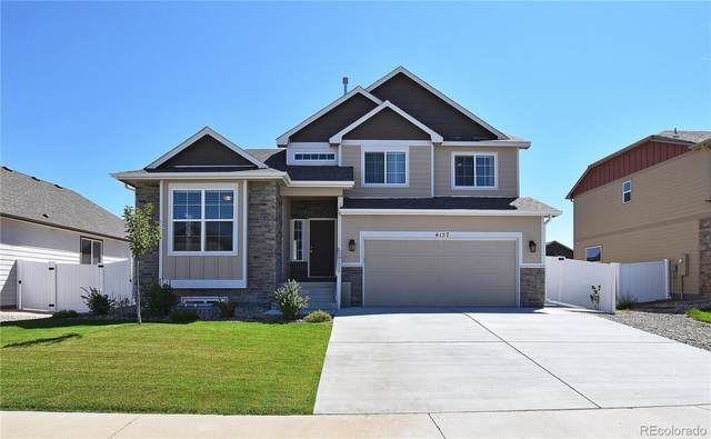 4157 Front Stretch Drive, Wellington, CO 80549 (#9240129) :: The DeGrood Team