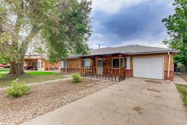 840 Ursula Street, Aurora, CO 80011 (MLS #9240697) :: Kittle Real Estate