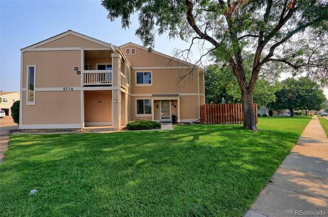 8774 Chase Drive #34, Arvada, CO 80003 (MLS #9240700) :: 8z Real Estate
