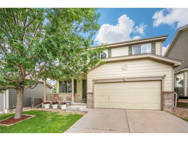 6683 Fonder Drive, Parker, CO 80134 (MLS #9240960) :: 8z Real Estate