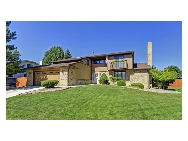 8001 S Yarrow Street, Littleton, CO 80128 (MLS #9241620) :: 8z Real Estate