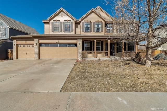 20465 E Layton Place, Aurora, CO 80015 (MLS #9241902) :: 8z Real Estate