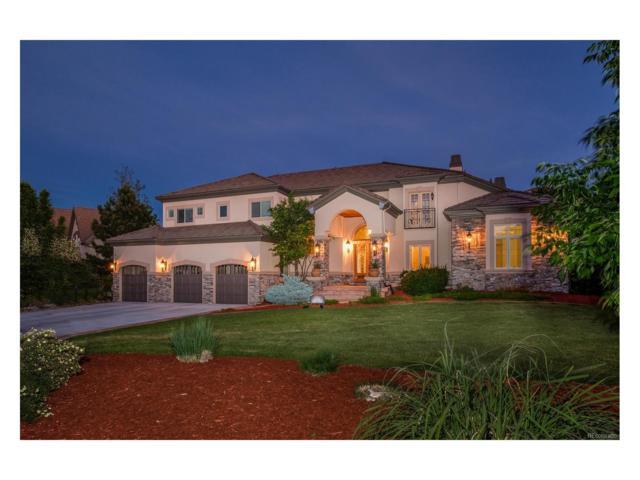 5780 Amber Ridge Place, Castle Pines, CO 80108 (MLS #9241949) :: 8z Real Estate