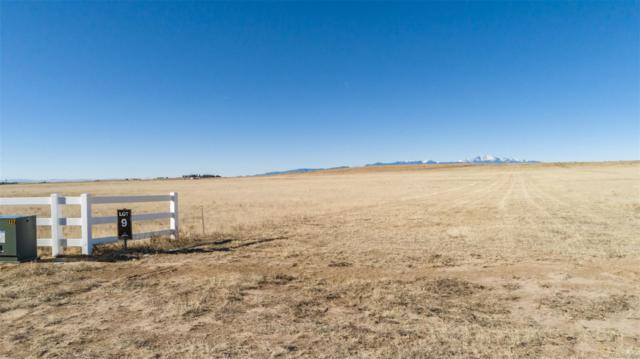 18310 Good Life View, Calhan, CO 80808 (#9242222) :: The Heyl Group at Keller Williams