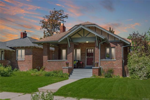 2511 Birch Street, Denver, CO 80207 (#9243245) :: The HomeSmiths Team - Keller Williams