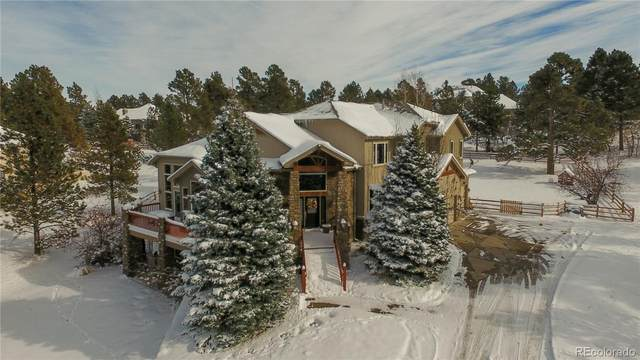 5086 Fox Sparrow Road, Parker, CO 80134 (#9243930) :: The DeGrood Team