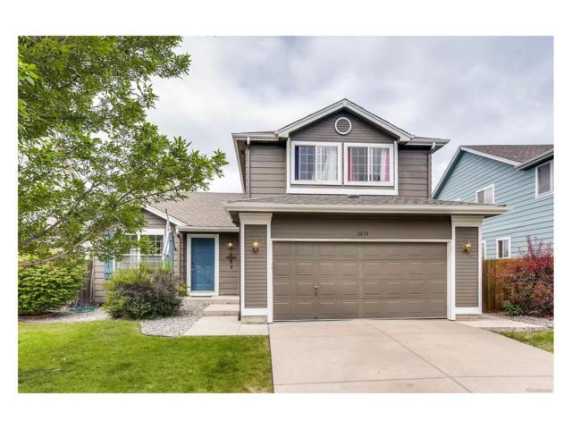 2634 E 132nd Avenue, Thornton, CO 80241 (MLS #9244017) :: 8z Real Estate