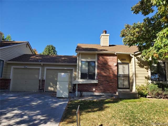 1333 S Zenobia Street, Denver, CO 80219 (#9244390) :: The FI Team