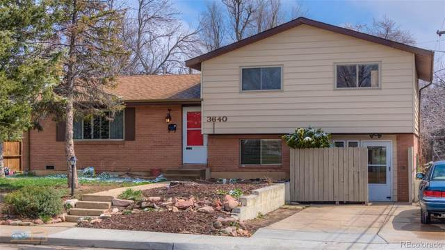 3640 16th Street, Boulder, CO 80304 (MLS #9244460) :: 8z Real Estate