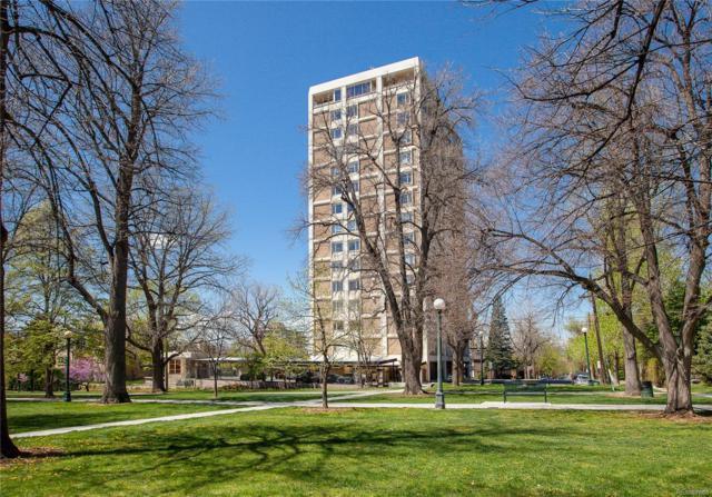 1510 E 10th Avenue 3E, Denver, CO 80218 (#9244470) :: The Galo Garrido Group