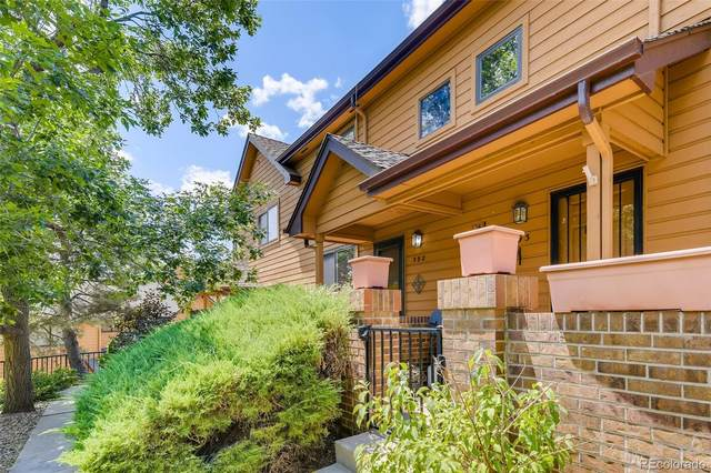9400 E Iliff Avenue #392, Denver, CO 80231 (#9244601) :: Peak Properties Group
