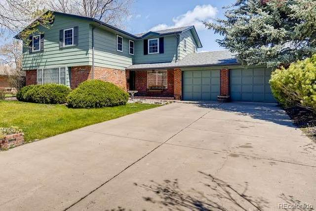 11793 W 27th Drive, Lakewood, CO 80215 (MLS #9244788) :: 8z Real Estate