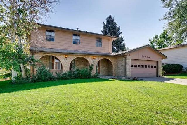 4116 E Peakview Circle, Centennial, CO 80121 (MLS #9245077) :: 8z Real Estate