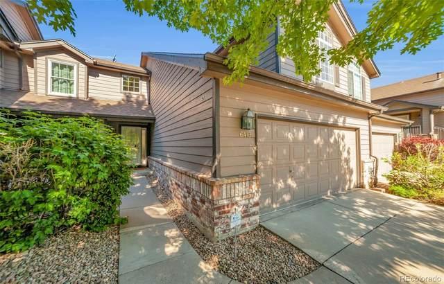 6419 S Dallas Court, Englewood, CO 80111 (#9245596) :: Portenga Properties