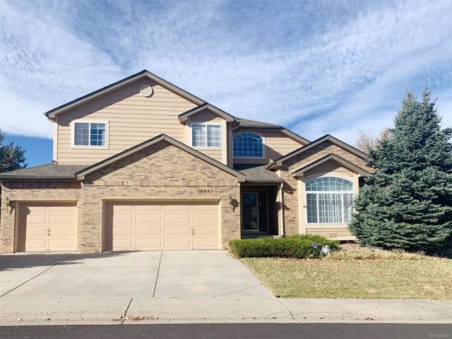 10641 Sedgwick Way, Parker, CO 80134 (#9245657) :: The HomeSmiths Team - Keller Williams