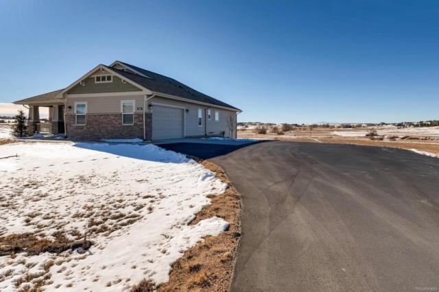 3120 Antelope Ridge Trail, Parker, CO 80138 (#9246106) :: The HomeSmiths Team - Keller Williams