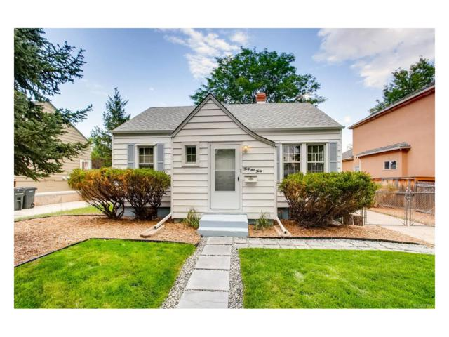 3130 Benton Street, Wheat Ridge, CO 80214 (MLS #9246432) :: 8z Real Estate