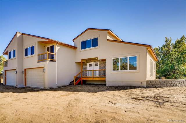 8682 W 49th Place W, Arvada, CO 80002 (#9246618) :: Hudson Stonegate Team