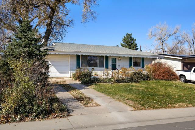 1469 S Leyden Street, Denver, CO 80224 (#9246746) :: Bring Home Denver