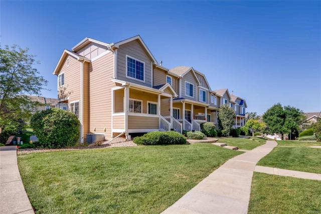 19219 E Carolina Place #106, Aurora, CO 80017 (#9246825) :: HomeSmart Realty Group