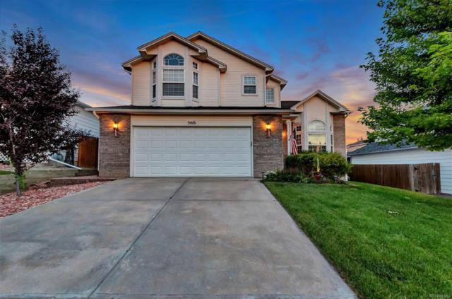 5416 S Valdai Way, Aurora, CO 80015 (#9247000) :: Structure CO Group