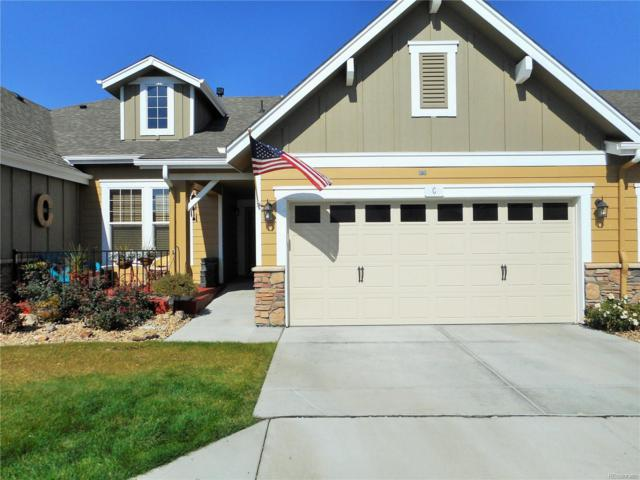 14474 W 88th Drive, Arvada, CO 80005 (#9247687) :: The Peak Properties Group