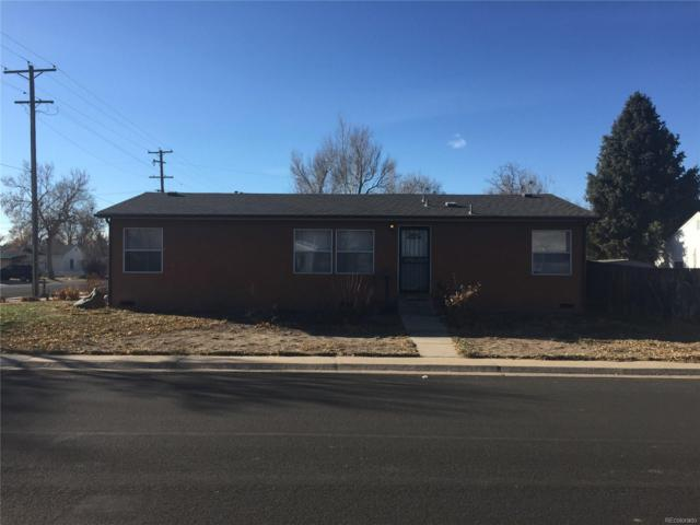2301 Florence Street, Aurora, CO 80010 (MLS #9247811) :: 8z Real Estate