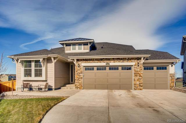 6881 Range Ball Court, Castle Pines, CO 80108 (#9247814) :: Wisdom Real Estate