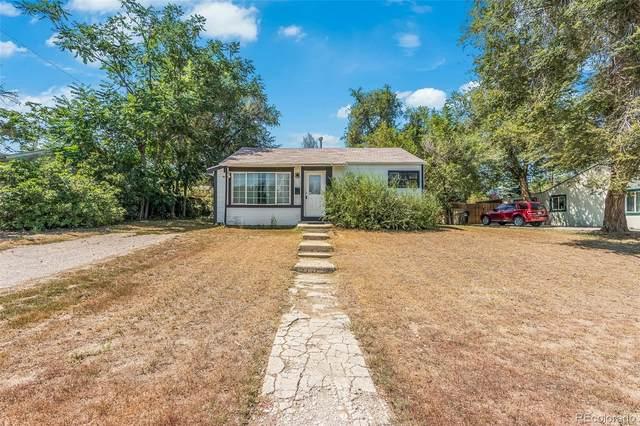 257 S Windsor Drive, Denver, CO 80219 (MLS #9248079) :: Find Colorado Real Estate