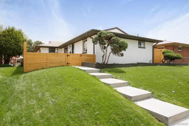 3310 N Ivy Street, Denver, CO 80207 (#9248094) :: Mile High Luxury Real Estate