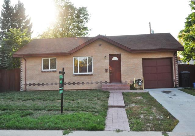 2725 S King Street, Denver, CO 80236 (#9248476) :: Bring Home Denver