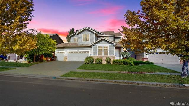 11493 E 118th Place, Commerce City, CO 80640 (#9248859) :: The Harling Team @ Homesmart Realty Group