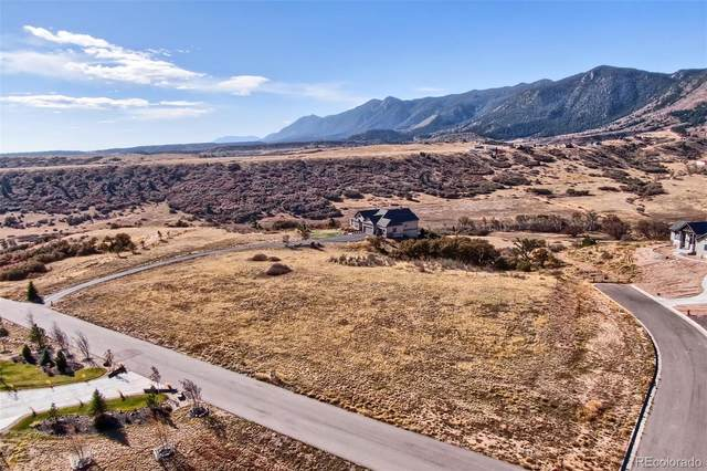 3955 Mesa Top Drive, Monument, CO 80132 (#9248982) :: The Artisan Group at Keller Williams Premier Realty