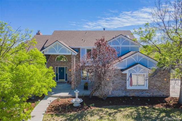 19227 E Costilla Place, Centennial, CO 80016 (#9249147) :: The Brokerage Group