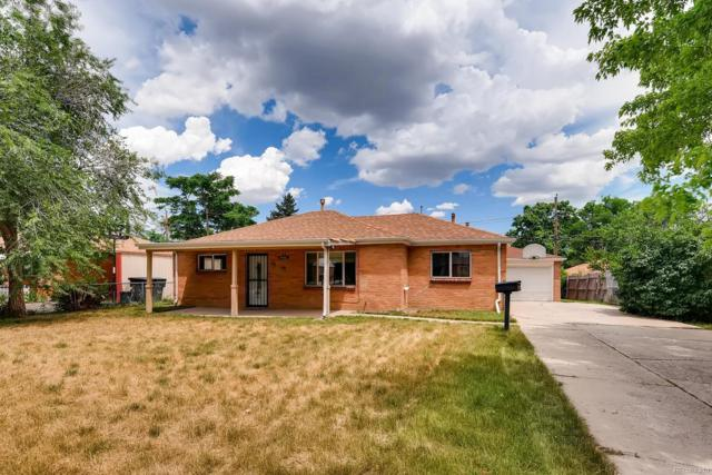 9180 Lillian Lane, Thornton, CO 80229 (#9249274) :: Compass Colorado Realty