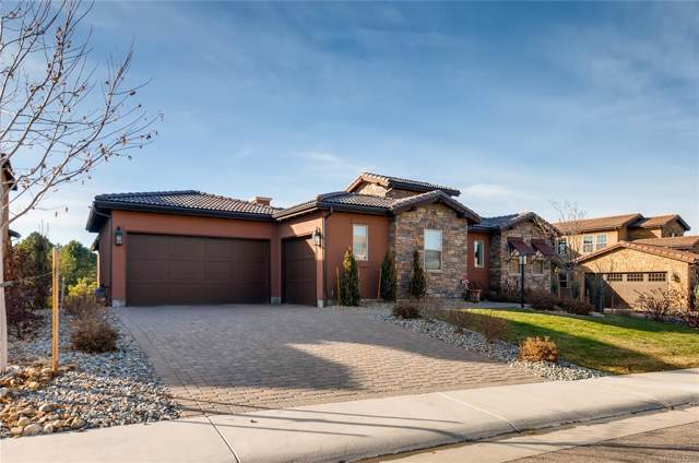 9353 Vista Hill Lane, Lone Tree, CO 80124 (#9249383) :: Berkshire Hathaway HomeServices Innovative Real Estate
